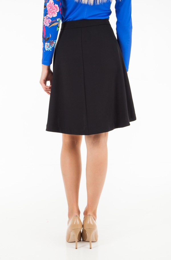 JACKY WRAP SKIRT-hover