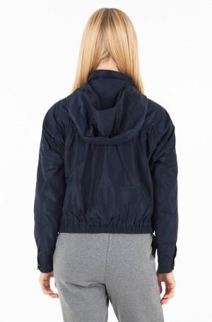 Plastic jacket  CORY SHORT PARKA-2