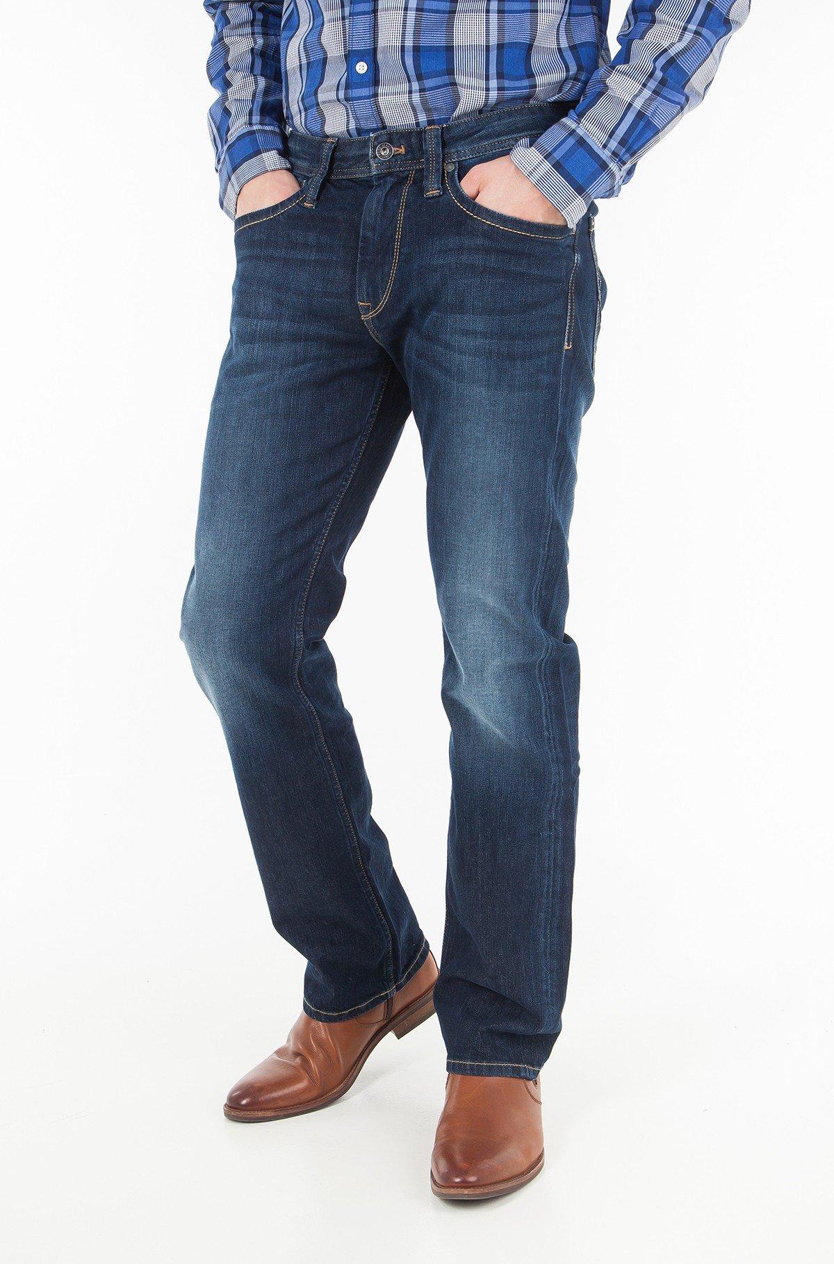 Džinsinės kelnės Kingston Zip-full-1