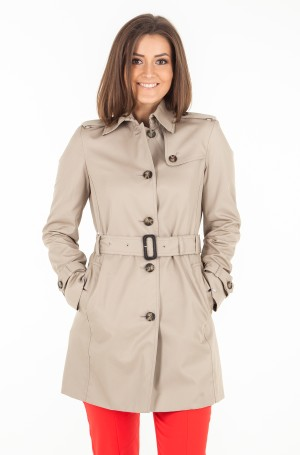 Coat Heritage Single Breasted Trench-1
