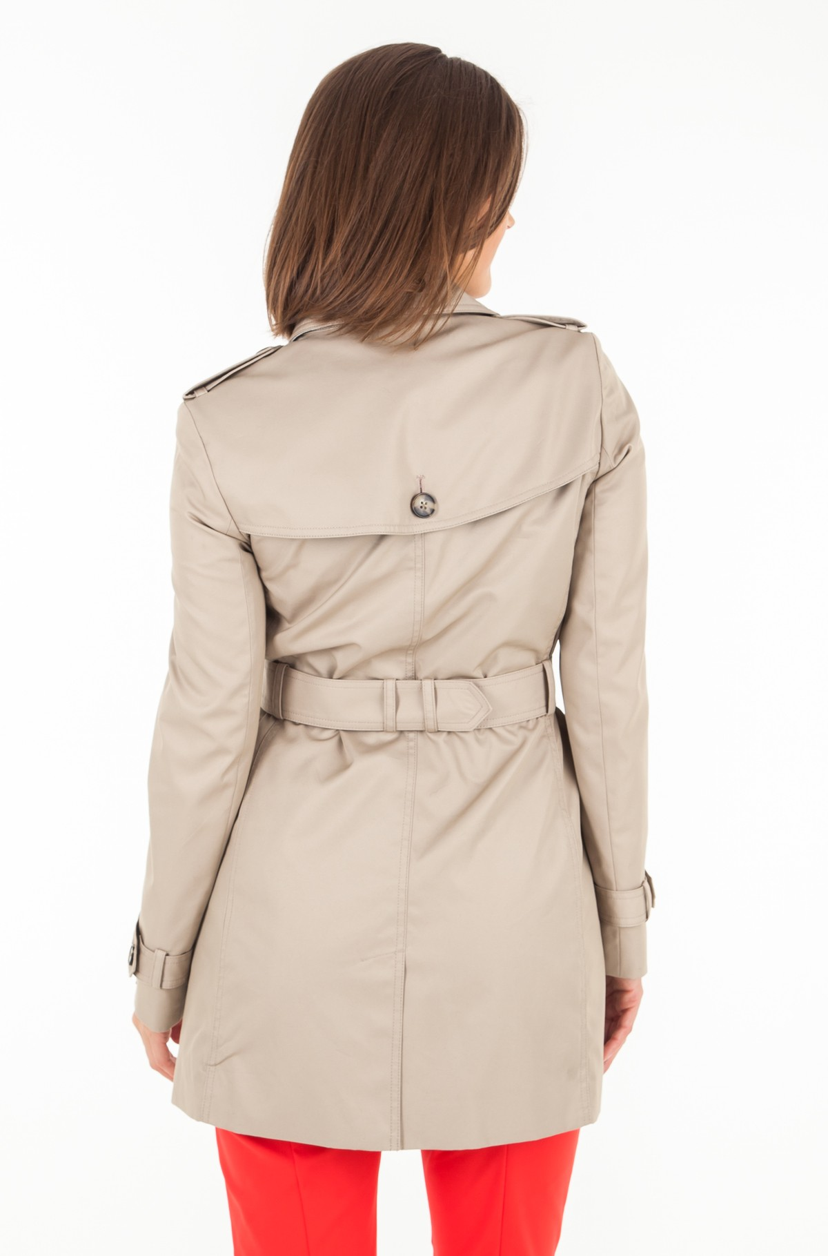 Coat Heritage Single Breasted Trench-full-2
