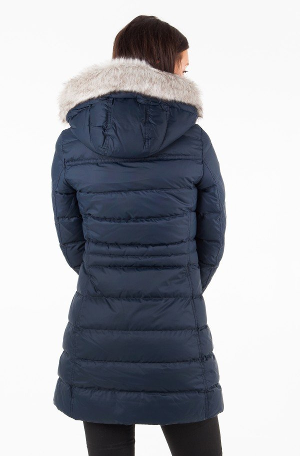 NEW TYRA DOWN COAT-hover