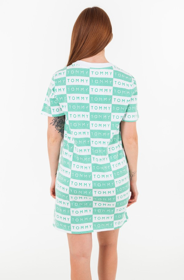 INJ ATHLEISURE TEE DRESS-hover