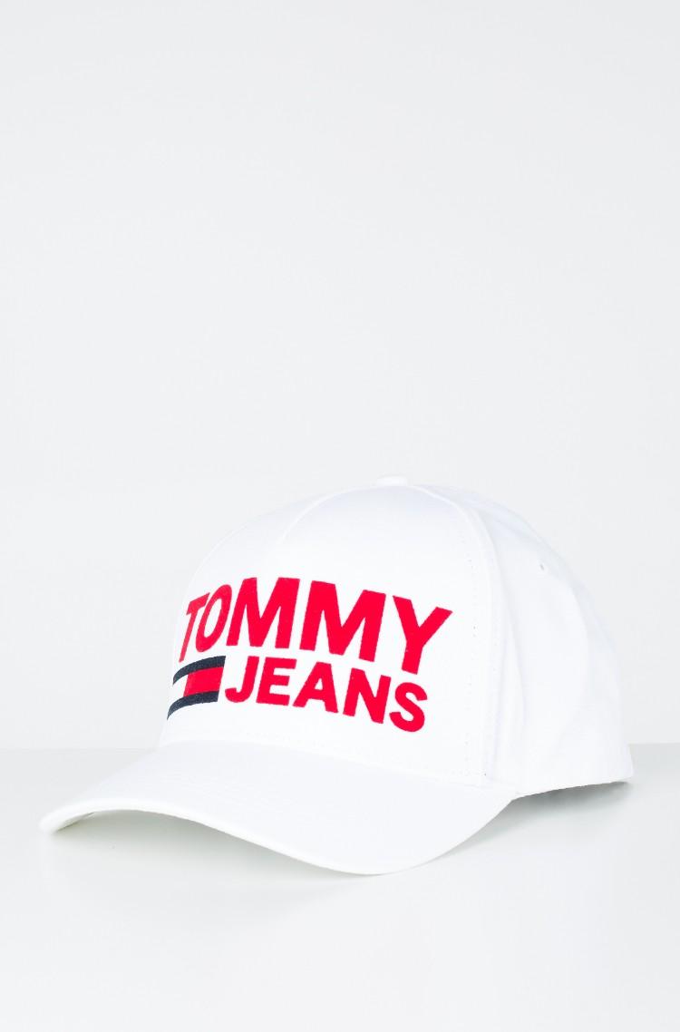 Tommy Hilfiger. Cap TJU FLOCK PRINT CAP c621d0904c97