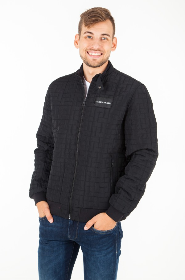LIGHT WEIGHT QUILTED JACKET