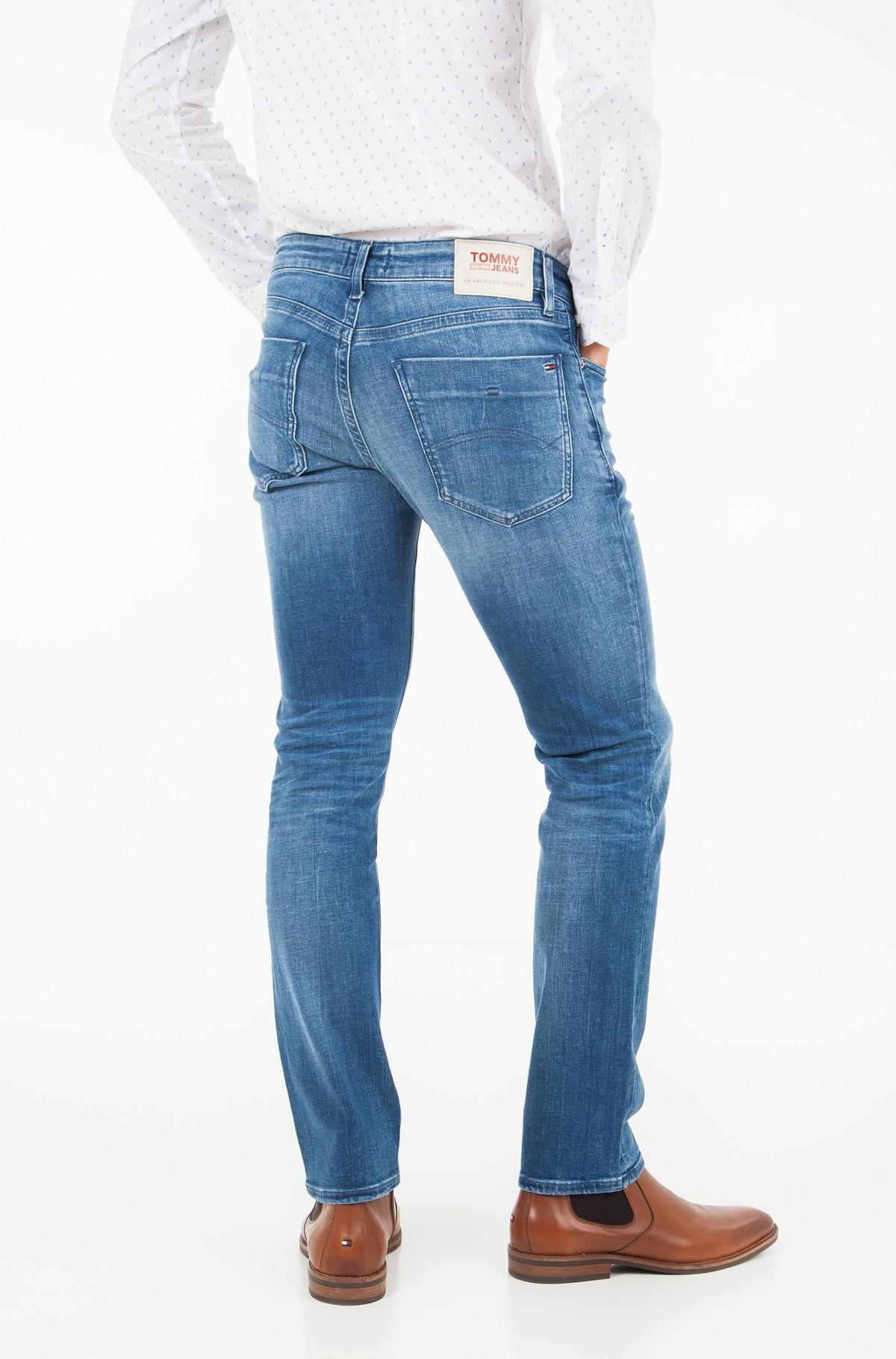 Džinsinės kelnės SLIM SCANTON DYJMBST-full-2