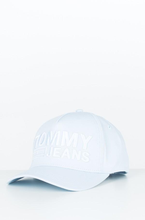 TJU TONAL EMBROIDERY CAP W
