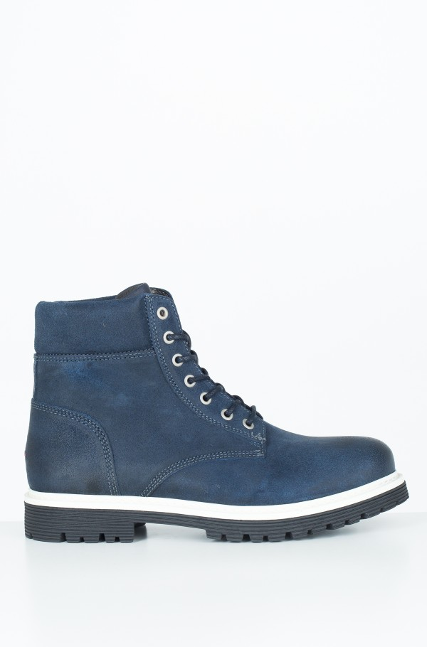 ICONIC TOMMY JEANS SUEDE BOOT