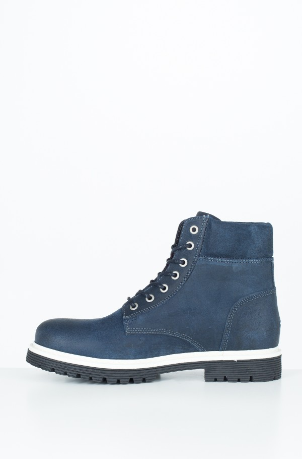ICONIC TOMMY JEANS SUEDE BOOT-hover