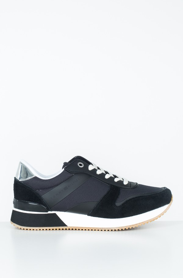 MIXED MATERIAL LIFESTYLE SNEAKER