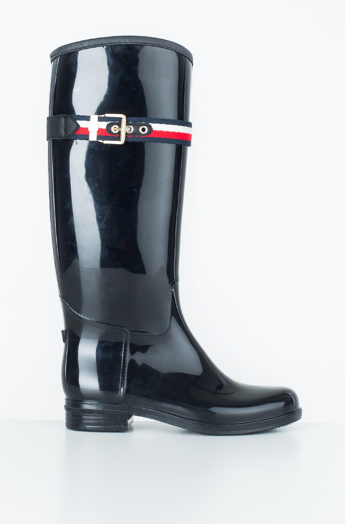 Guminiai batai CORPORATE BELT LONG RAIN BOOT-full-1