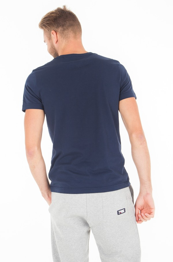 COLLEGE LOGO TEE-hover