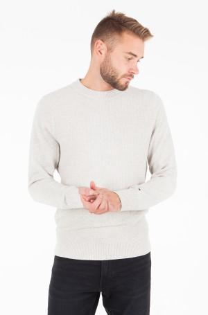 Džemperis WOOL BLEND STRUCTURED CNECK-1