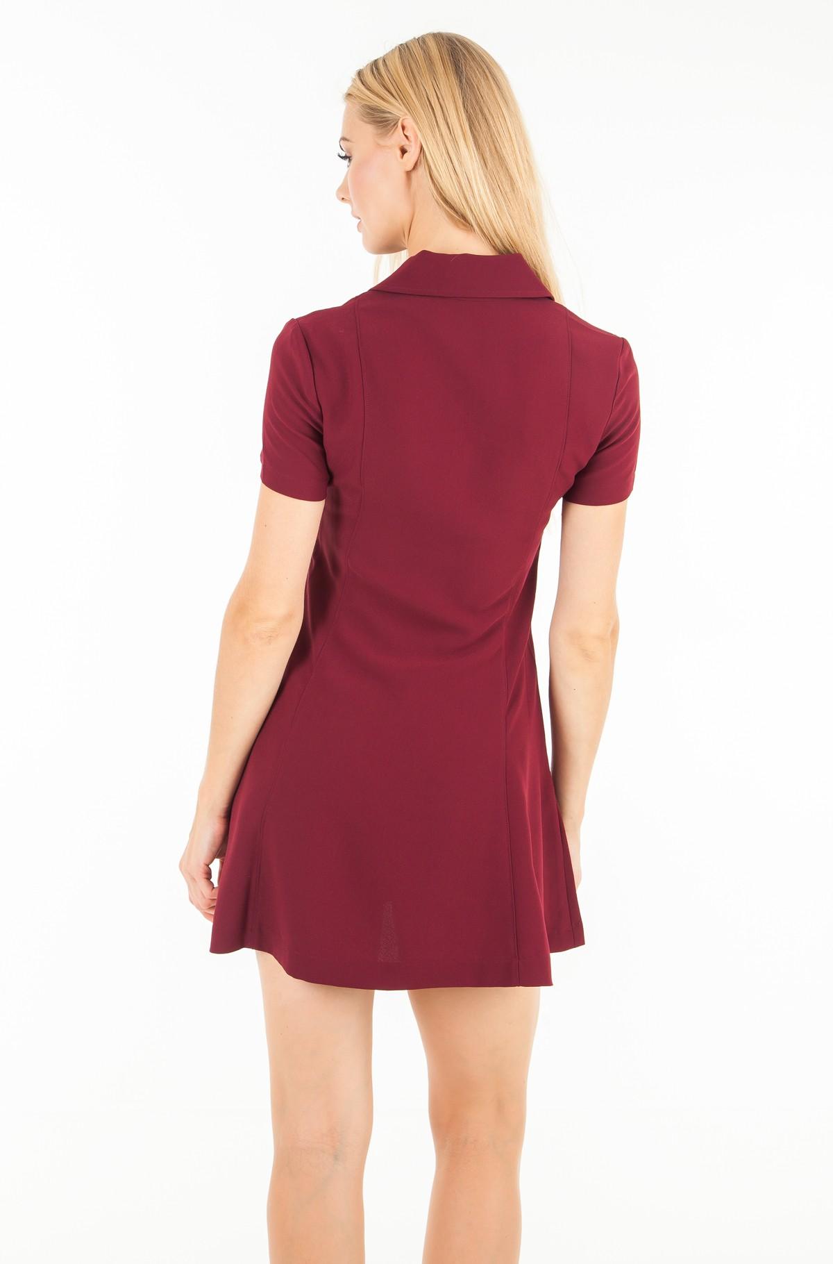 Kleit FLARED ZIP DRESS-full-2