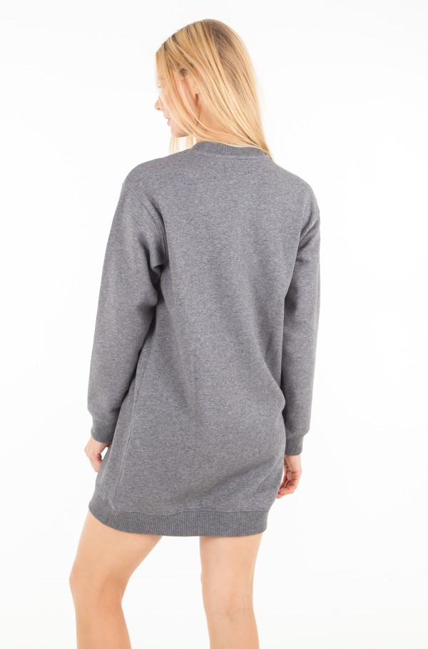 GRAPHIC SWEATSHIRT DRESS-hover