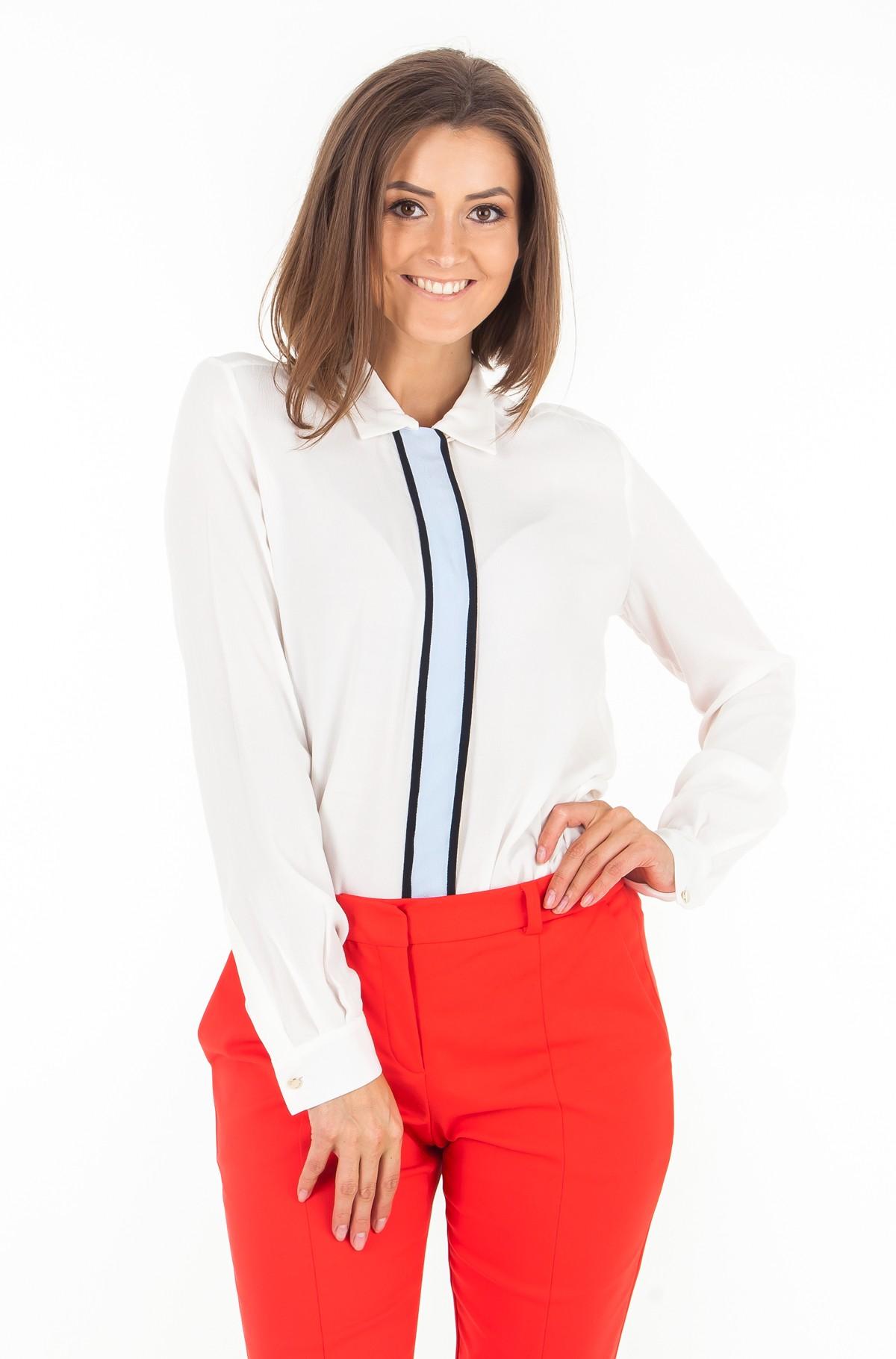 Marškiniai PAISLEY SHIRT LS-full-1