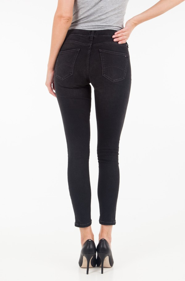 MID RISE SKINNY NORA 7/8 ZIP CUBLST-hover