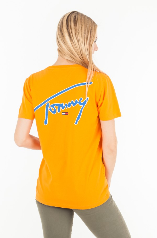 TJW TOMMY SIGNATURE TEE-hover