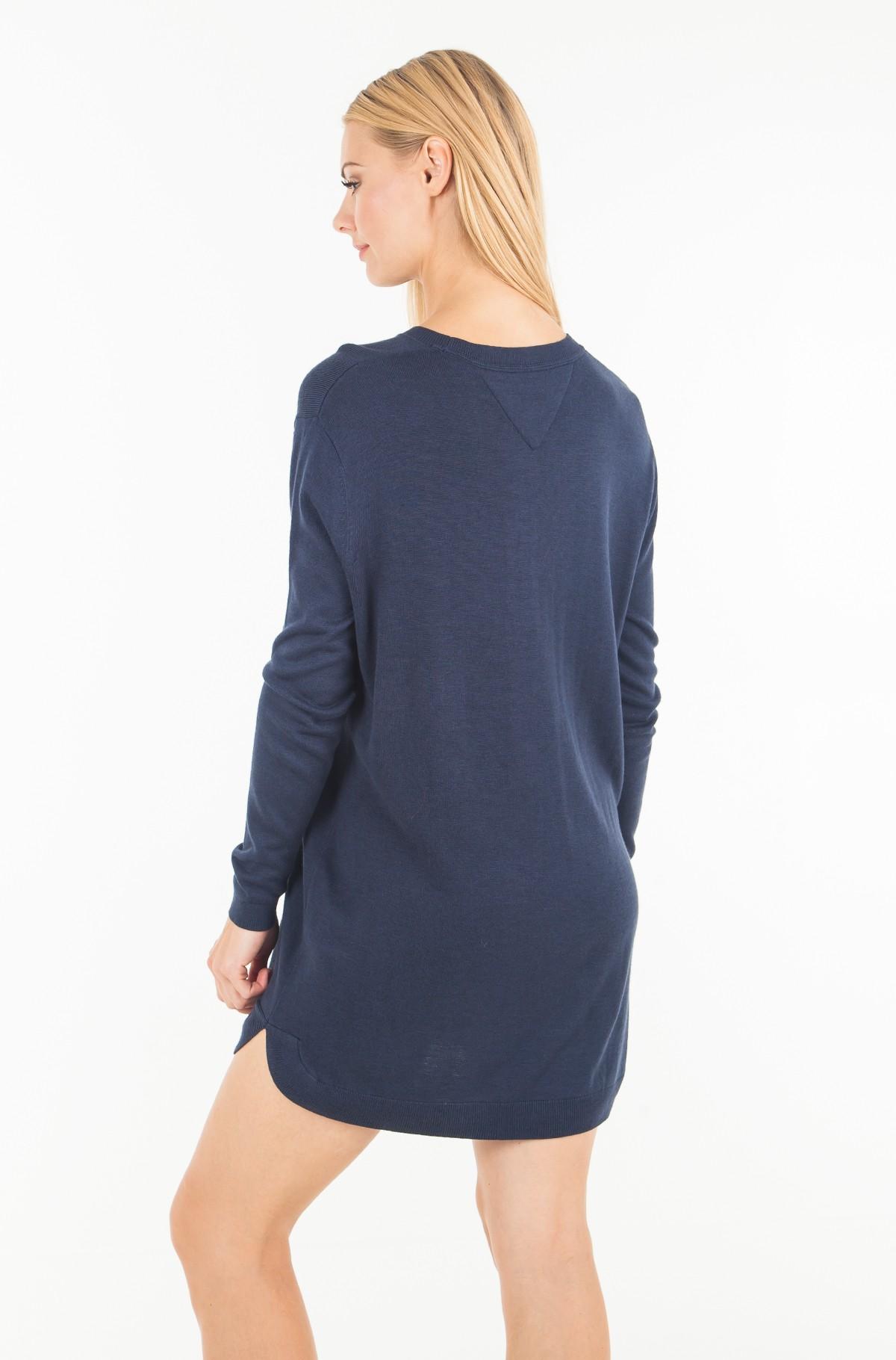 Megzta suknelė TJW EASY SWEATER DRESS-full-2
