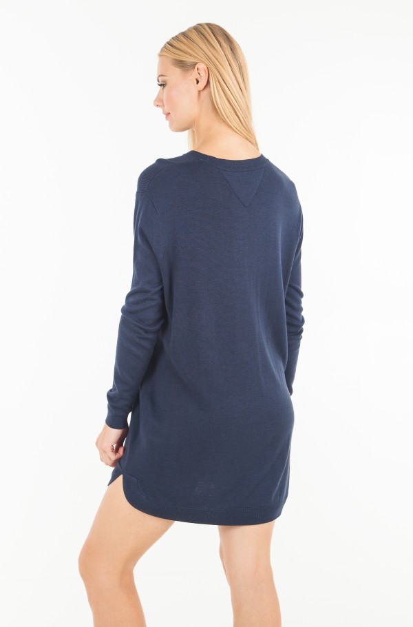 TJW EASY SWEATER DRESS-hover