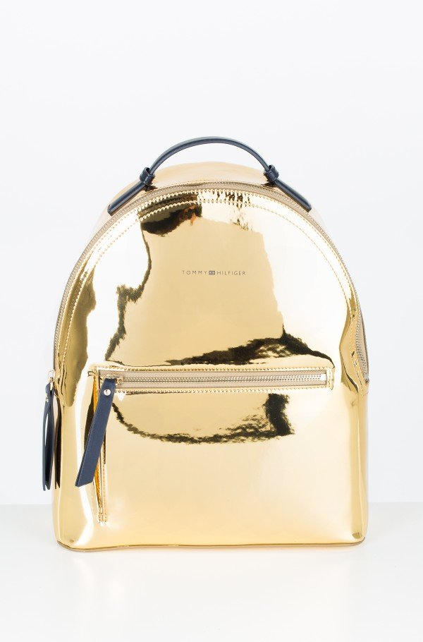 ICONIC TOMMY BACKACK METALLIC