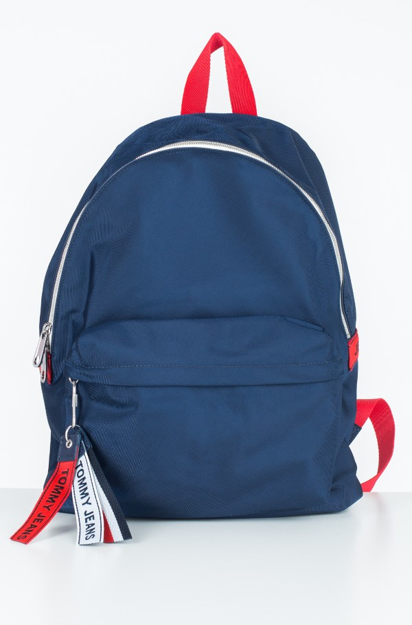 TJ LOGO TAPE BACKPACK