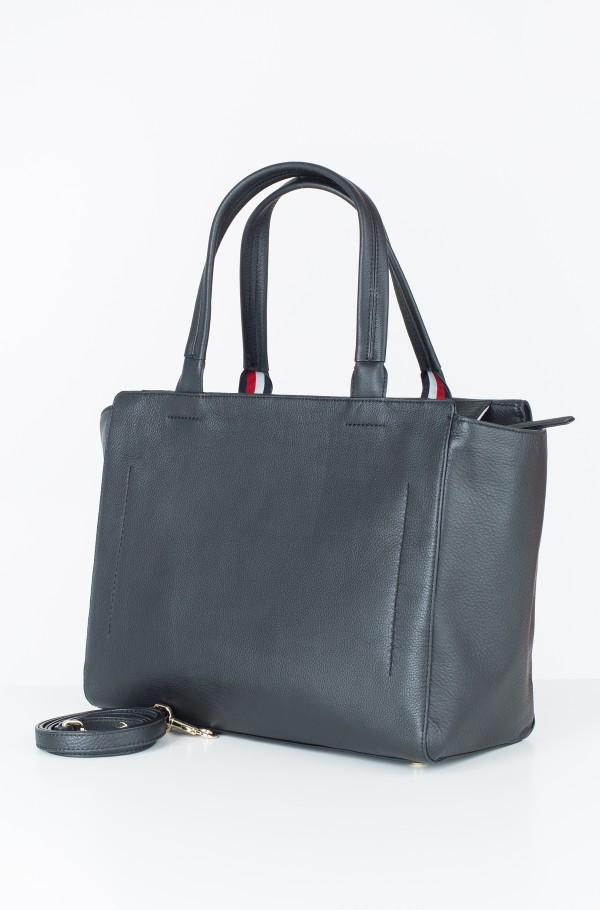 HERITAGE LEATHER SATCHEL-hover