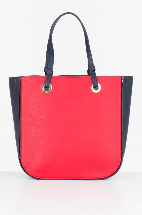 TOMMY TWIST TOTE-hover