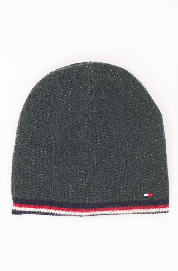 DOUBLE SIDED KNIT BEANIE-hover