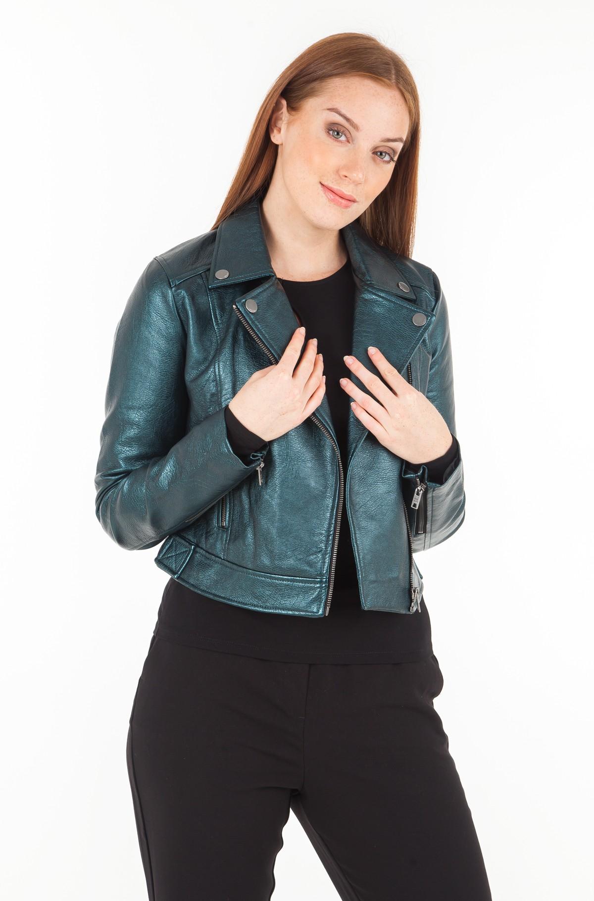 Leather jacket JESSIE/PL401541-full-1