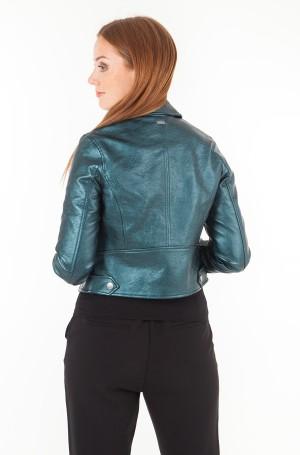 Leather jacket JESSIE/PL401541-2
