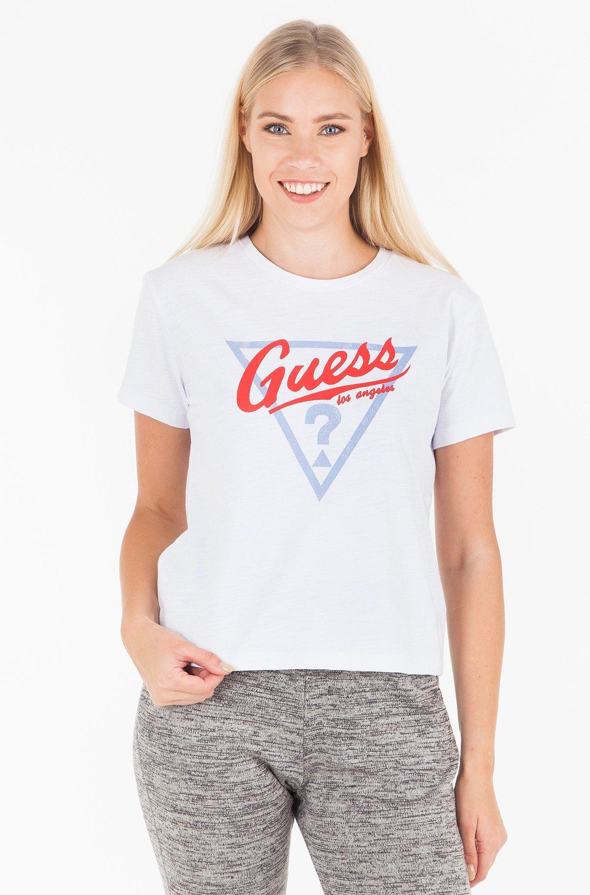 T-shirt W83I69 R5DD2-full-1