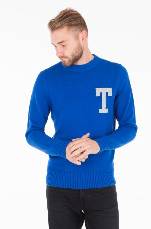 Sweater LOGO CNECK SWEATER-1