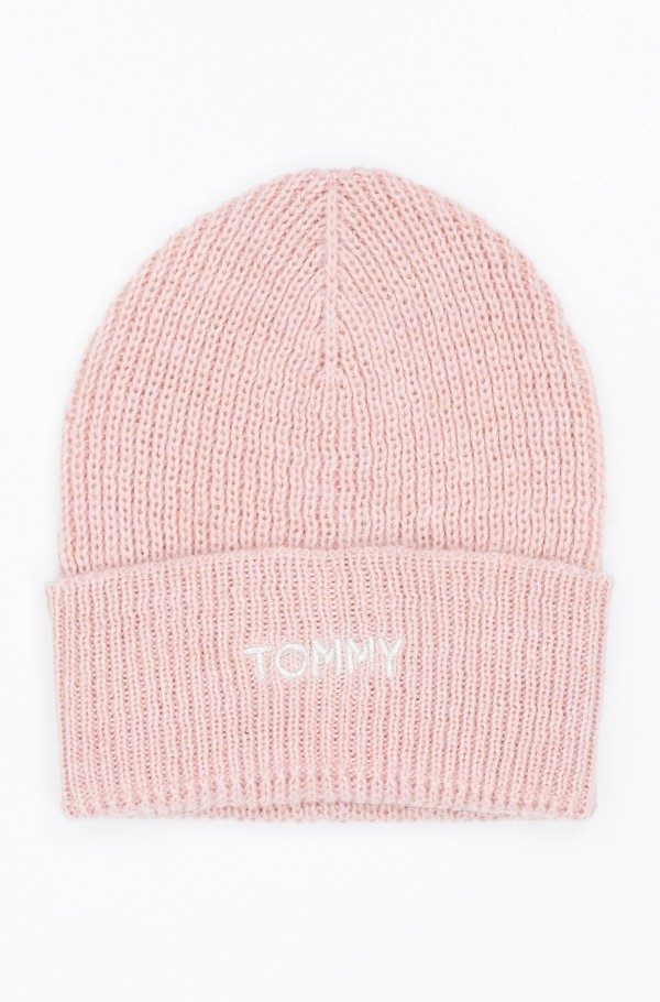 EFFORTLESS KNIT BEANIE