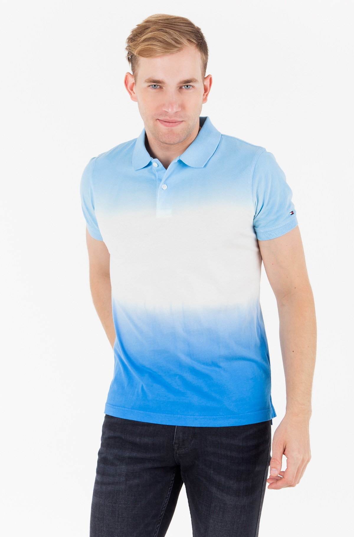 Polo DIP DYE SLIM POLO-full-1