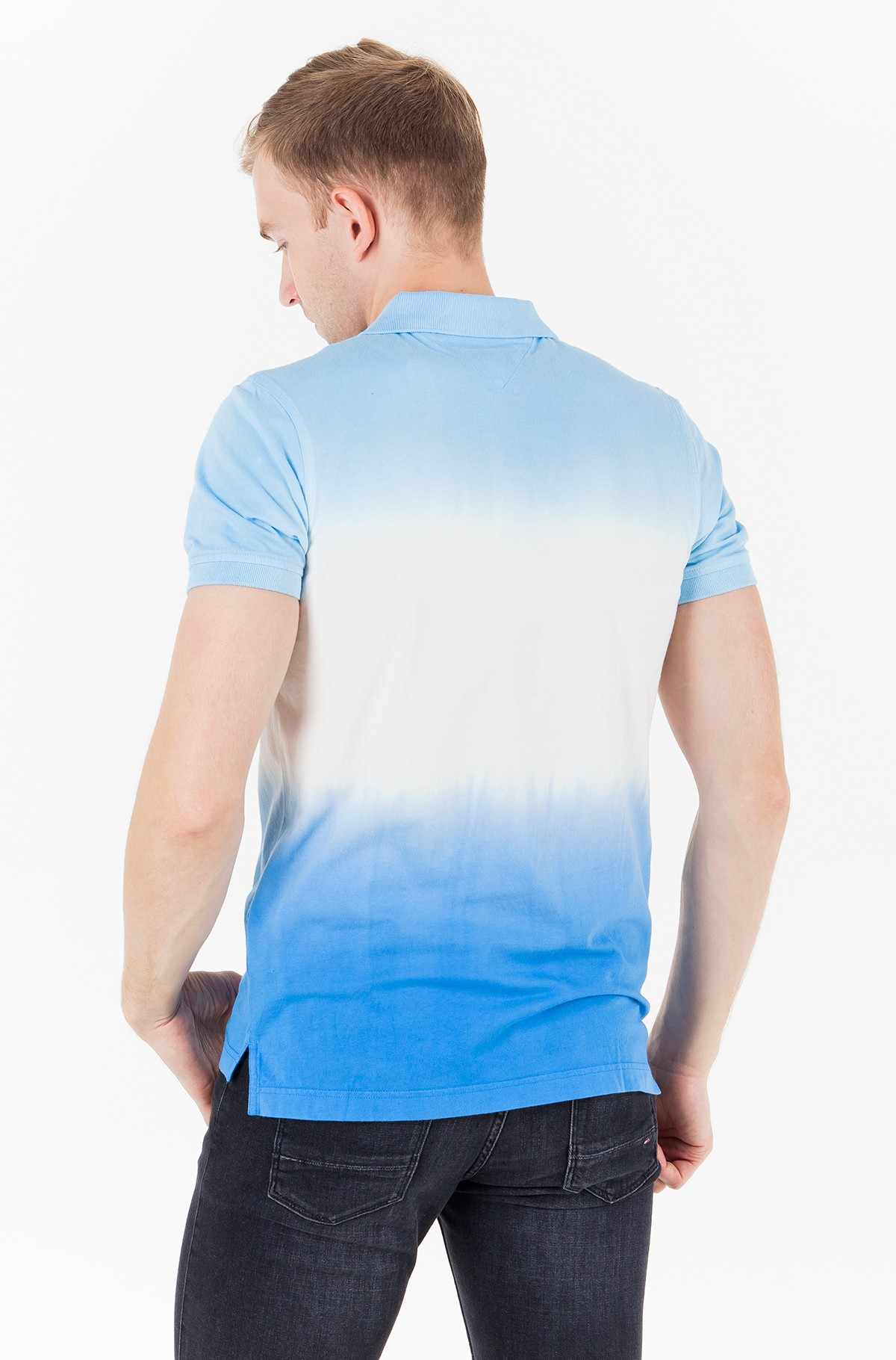 Polo DIP DYE SLIM POLO-full-2