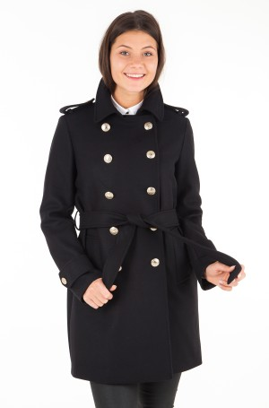 Mantel BELLE WOOL BLEND TRENCH-1