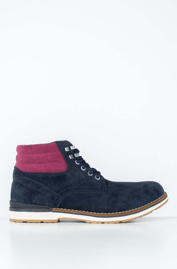 OUTDOOR SUEDE BOOT