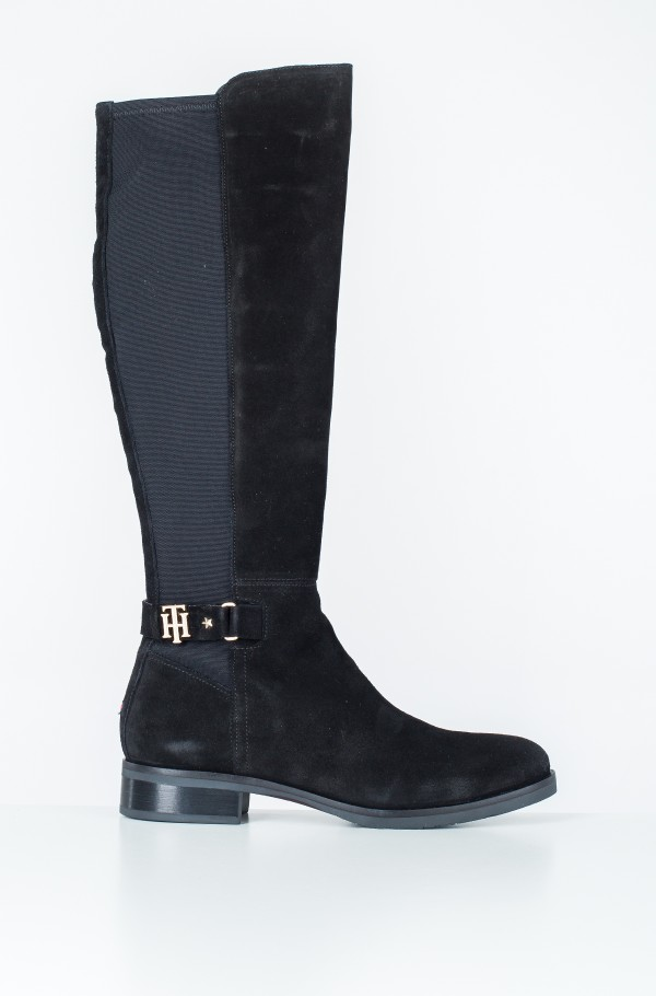 TH BUCKLE HIGH BOOT STRETCH