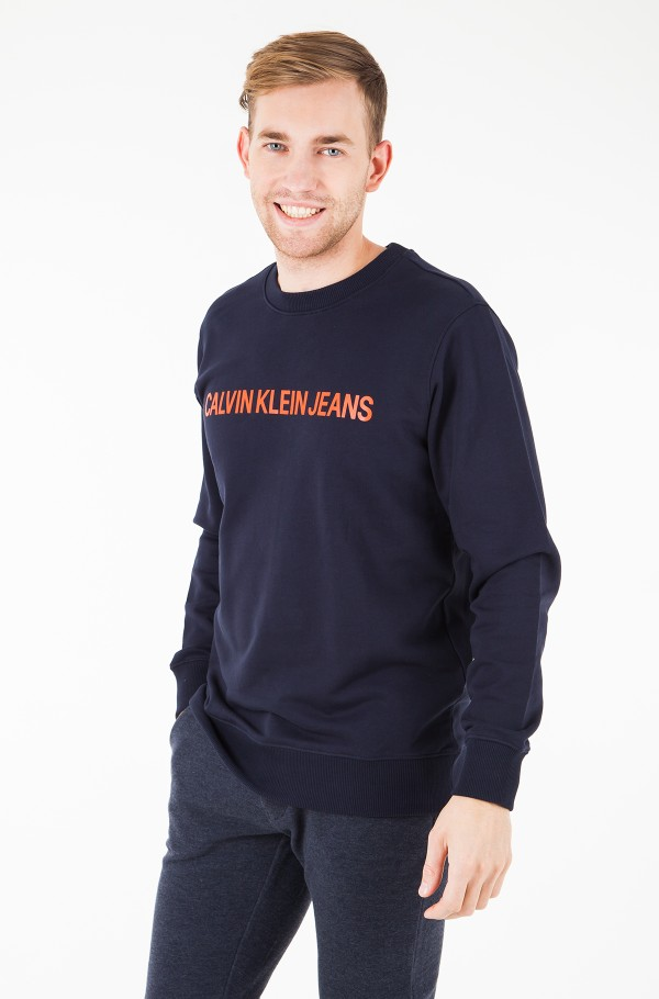 INSTITUTIONAL LOGO REG CREW NECK