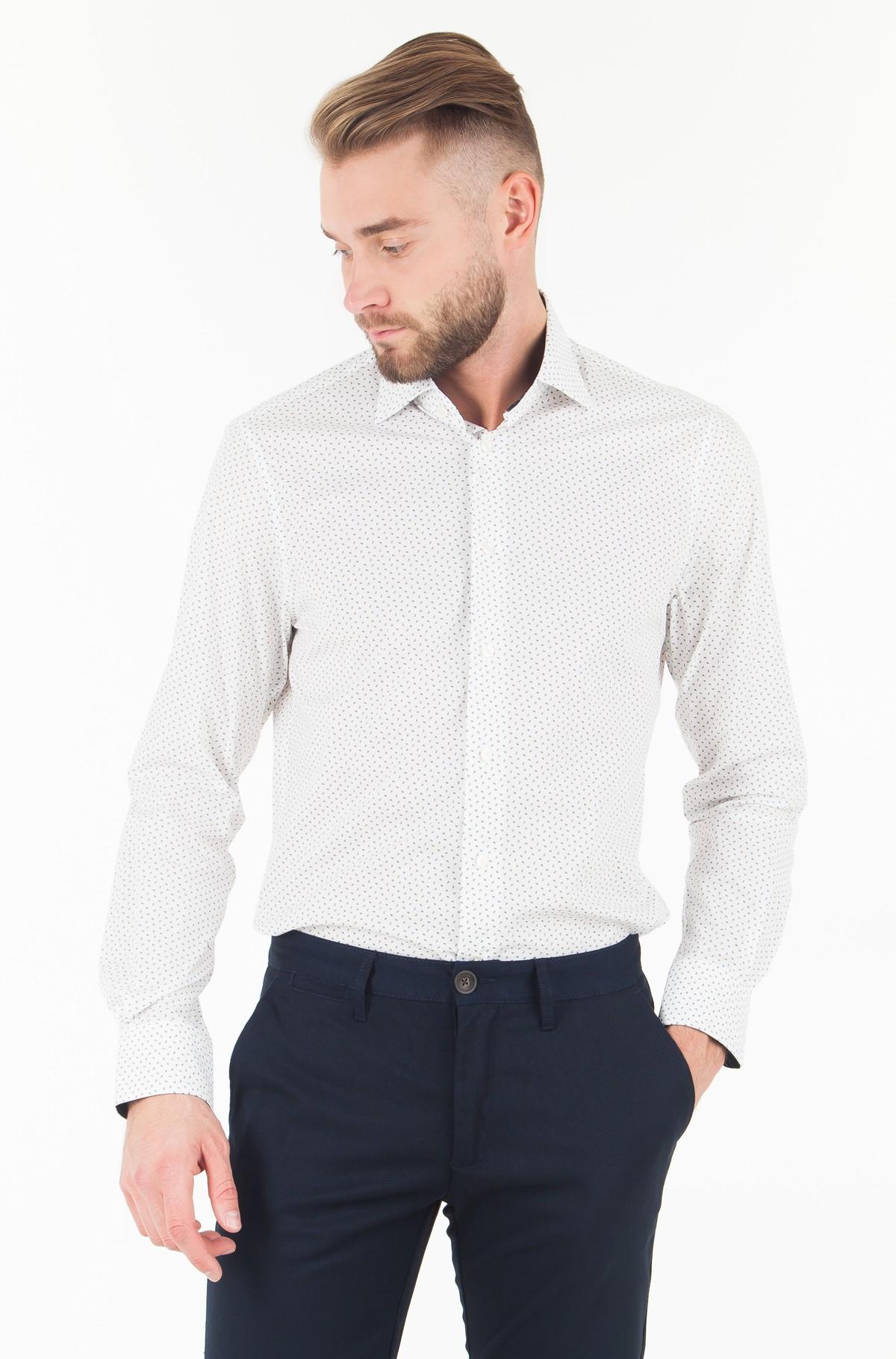 Shirt PRINT STRETCH CLASSIC SHIRT-full-1