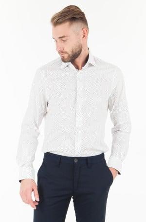 Shirt PRINT STRETCH CLASSIC SHIRT-1