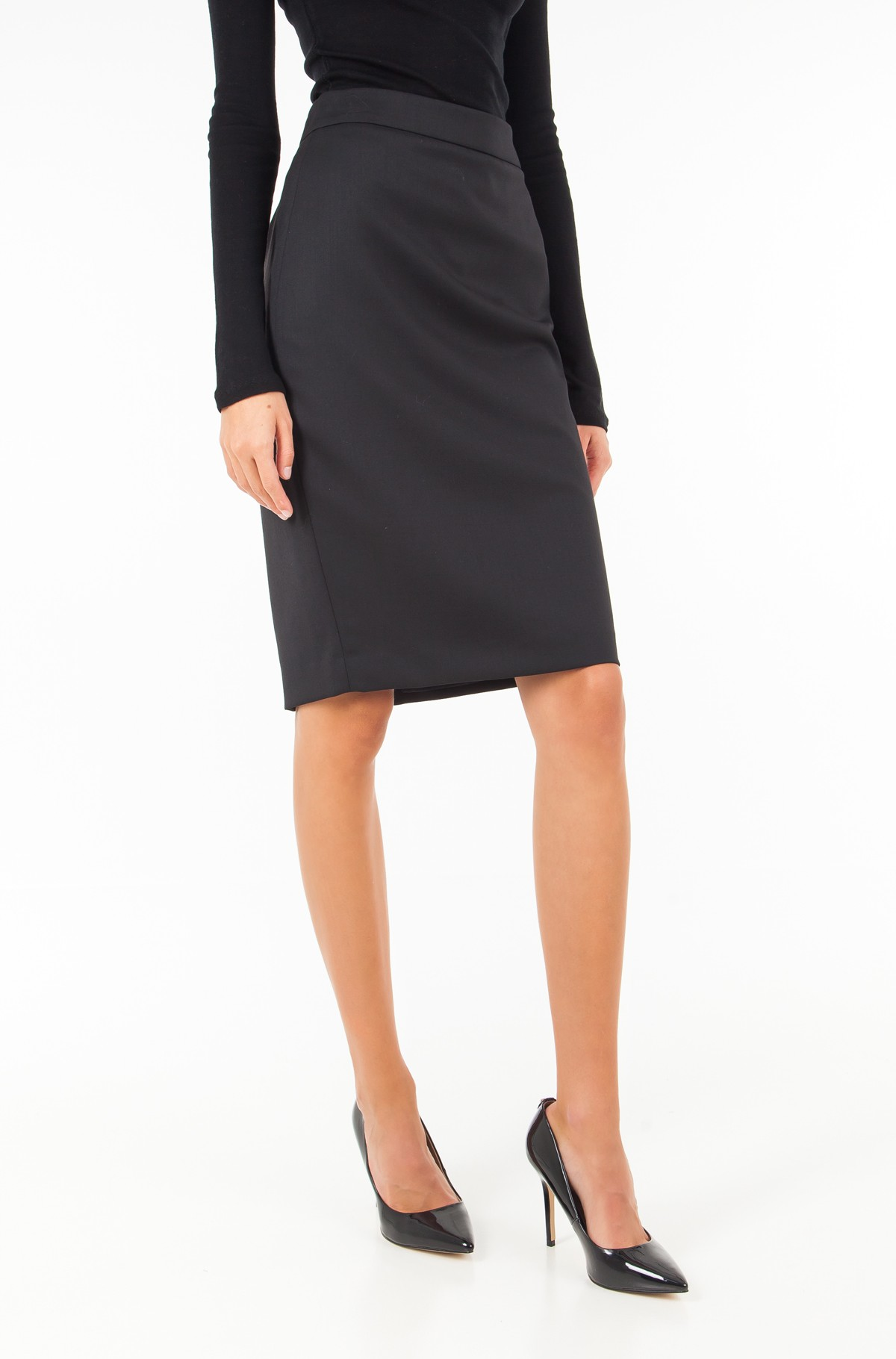 Seelik HEMILY PENCIL SKIRT	-full-1