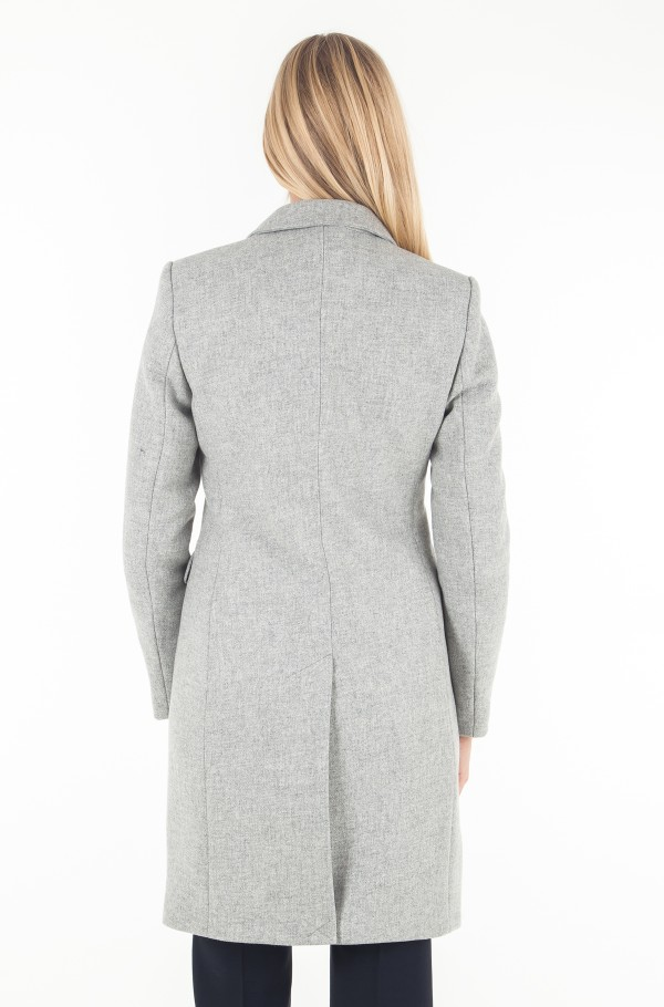 BELLE CLASSIC WOOL COAT-hover
