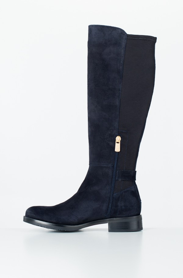 TH BUCKLE HIGH BOOT STRETCH-hover