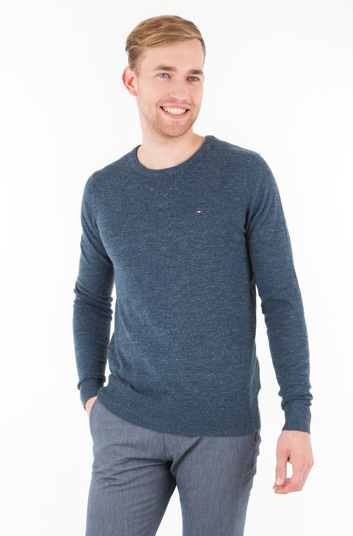 Sviiter Original cotton blend cn sweater l/s-full-1