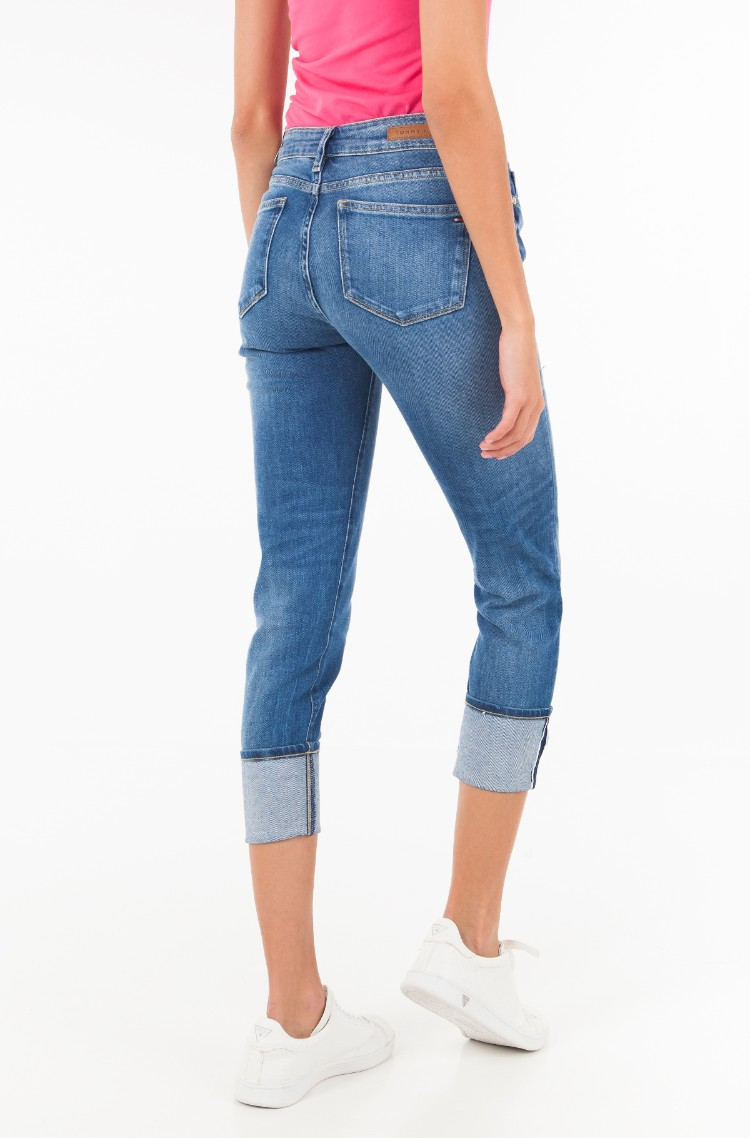 c44598d7 Jeans VENICE RW ROLLED UP AVALINE Tommy Hilfiger, Womens Jeans ...