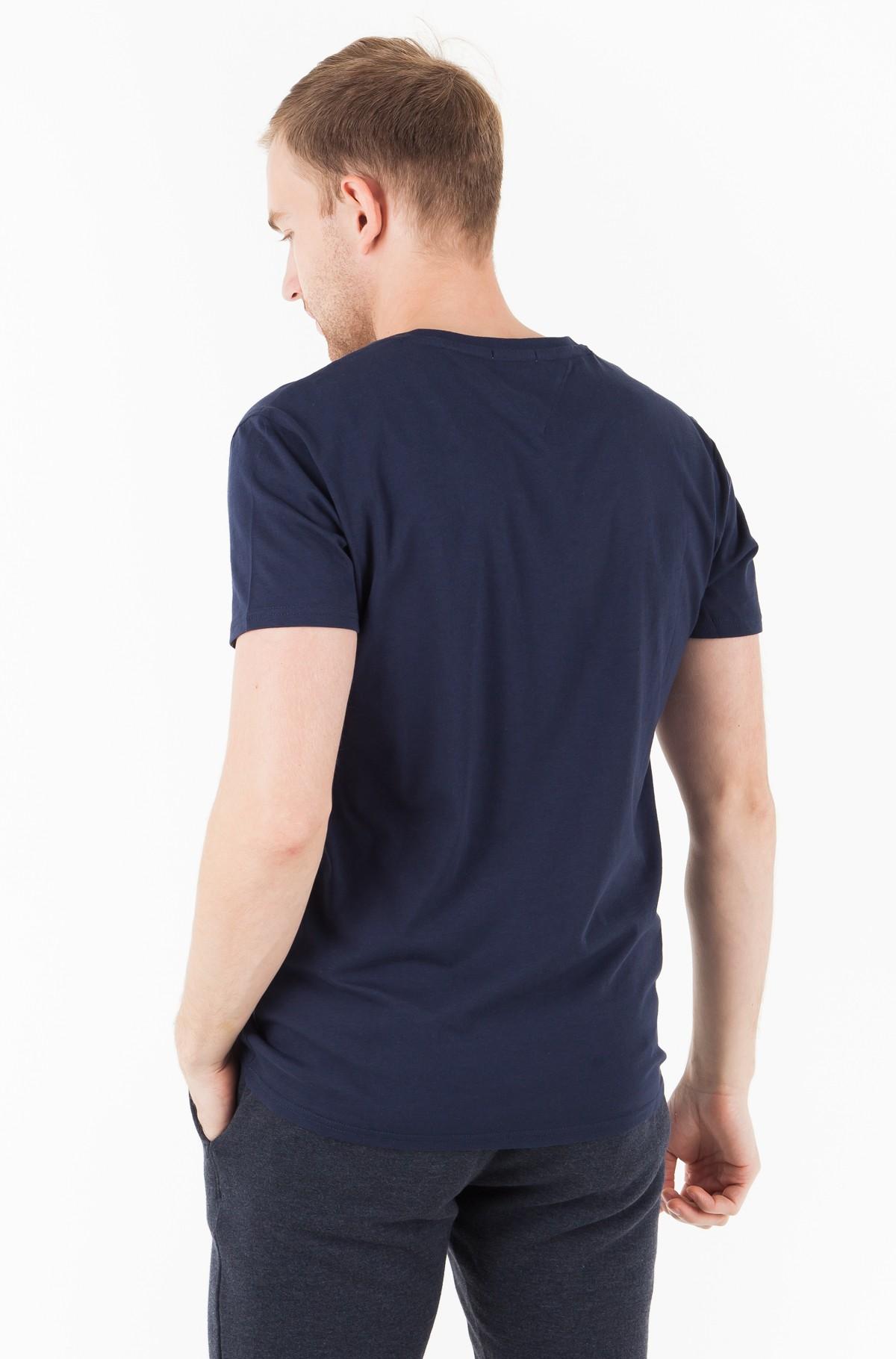 Marškinėliai TJM ORIGINAL JERSEY V NECK TEE-full-2