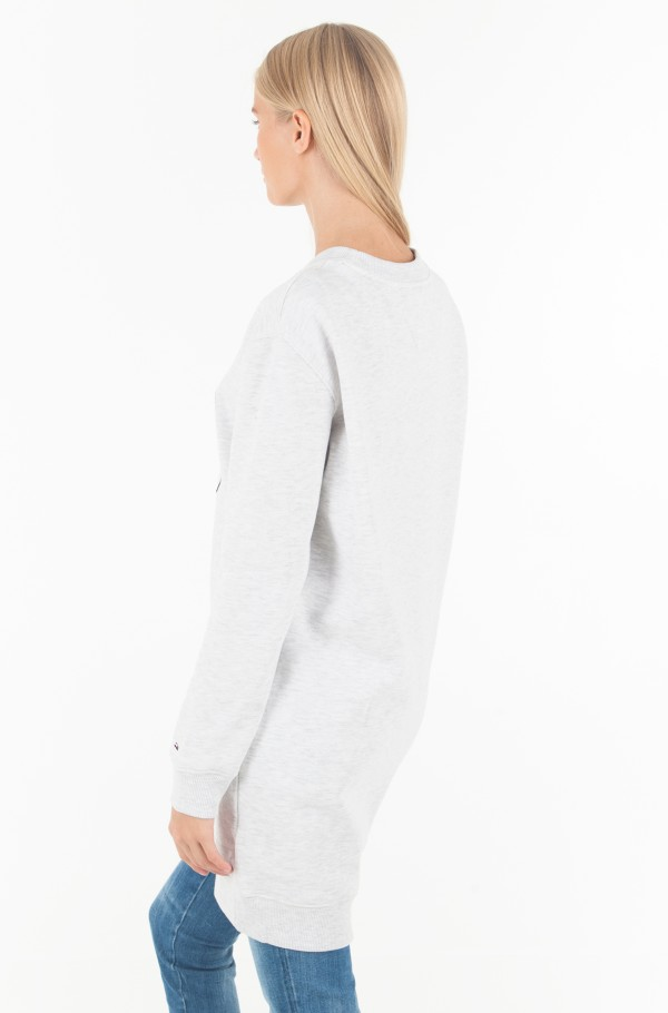 TJW LOGO SWEATSHIRT DRESS-hover