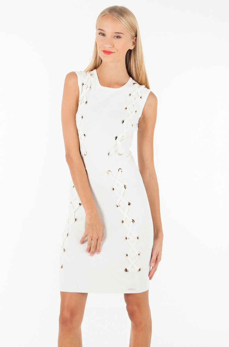 06f2649985f White Dress W84K1Q Z21S0 Guess